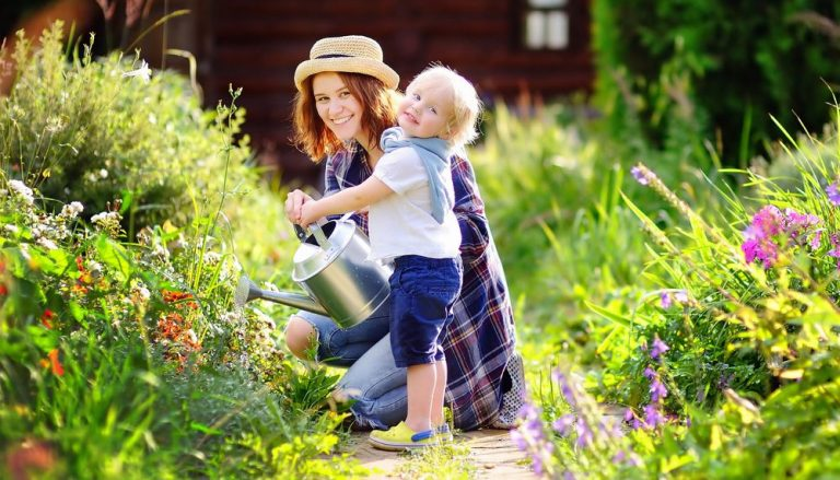 Teach Children Gardening Skills For The Future