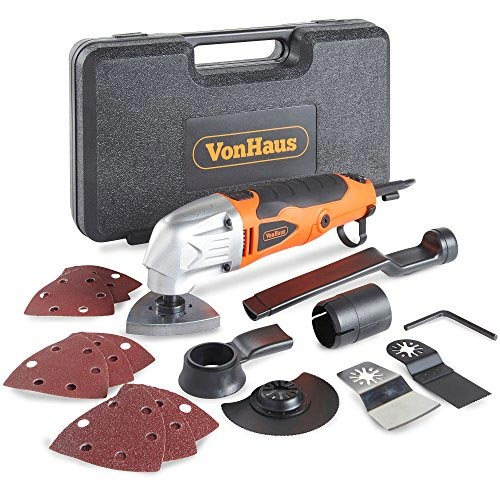 VonHaus 280W Oscillating Multitool