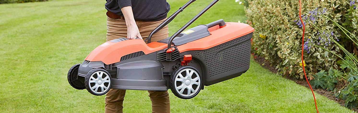 Best electric lawn mower UK: Top electric lawn mowers reviewed for ...