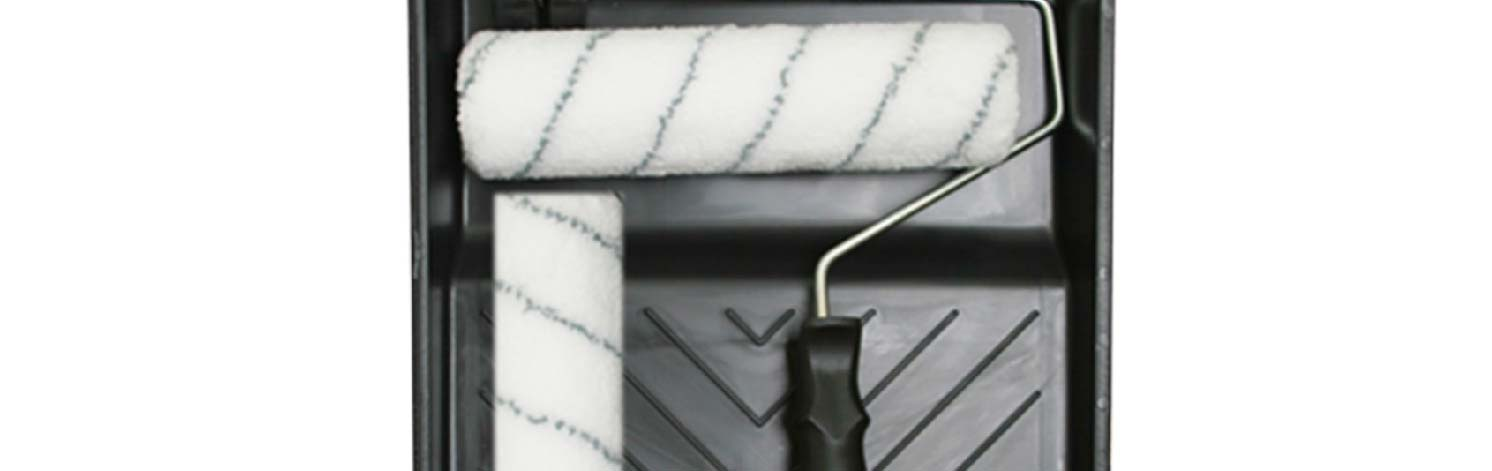 Axus Decor AXU//RKL4 Lime Wood Finishing Mini Kit 2 x Sleeves, Tray /& Frame 4 Set of 4 Pieces
