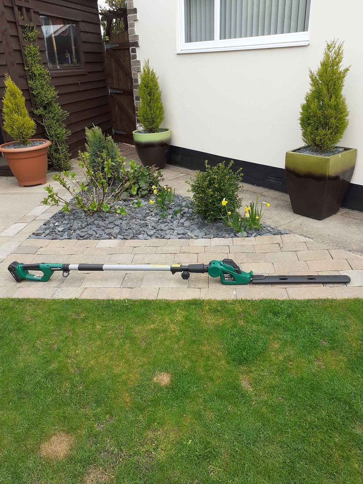 Comparing petrol, electric, and cordless hedge trimmers for trimming bushes