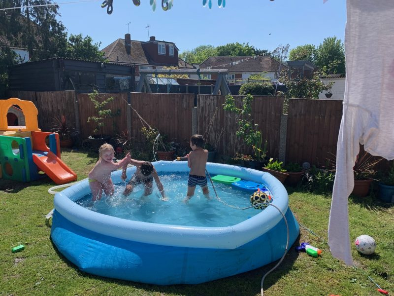Best Garden Swimming Pools For Outdoor Fun Updated For Summer 2021 Shetland S Garden Tool Box