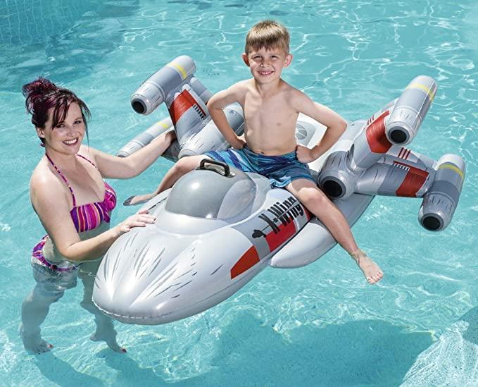Bestway Star Wars X-Fighter Inflatable