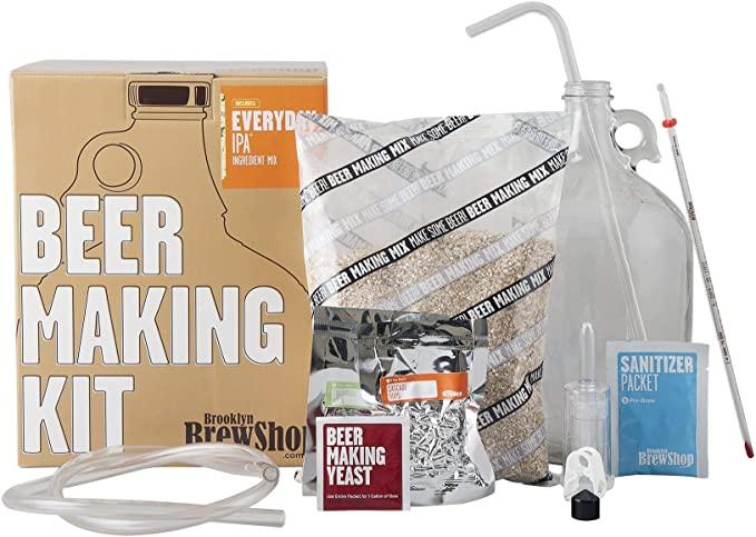 Brooklyn Brew Beer Making Kit