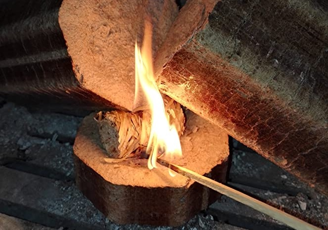Natural Eco Wood Firelighters