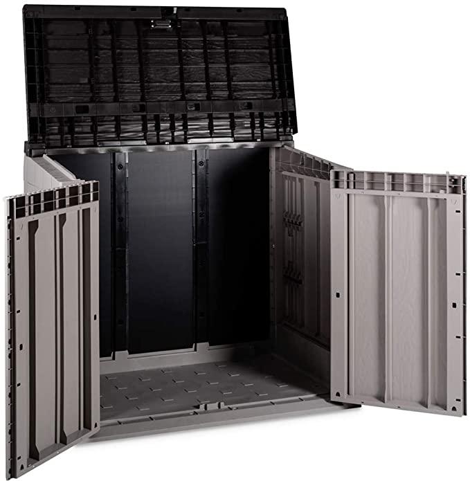 TOOMAX Storaway 842L Outdoor Garden Plastic Storage Shed