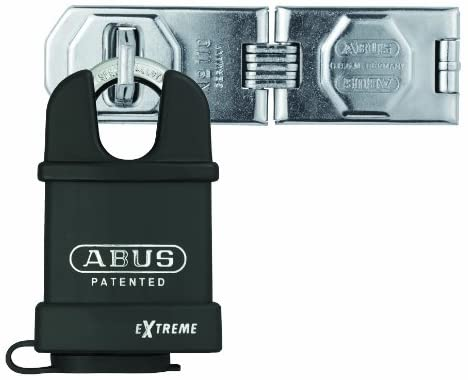ABUS 8353CSC Extreme Weatherproof Closed Shackle Padlock