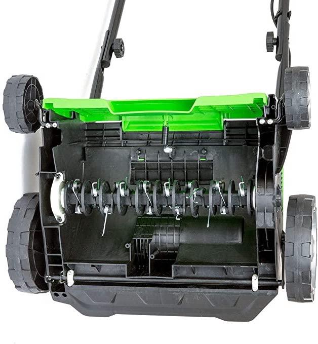 BMC 2 in 1 Lawn Scarifier Aerator