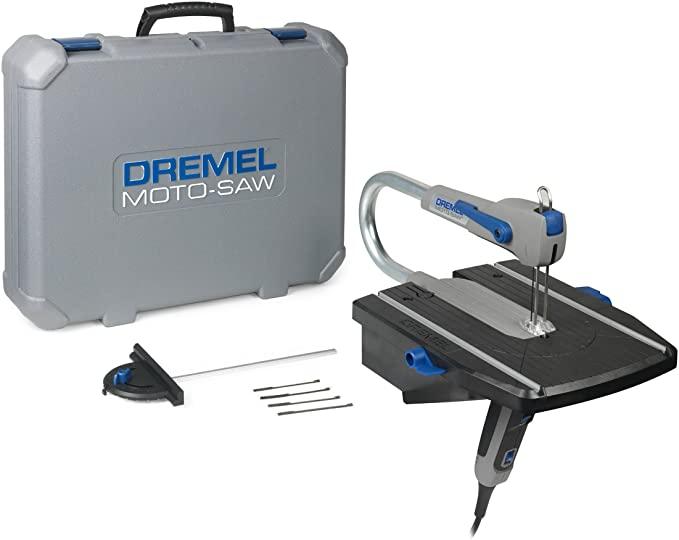 Dremel Moto-Saw MS20 2-in-1 Electric Compact Scroll Saw Set