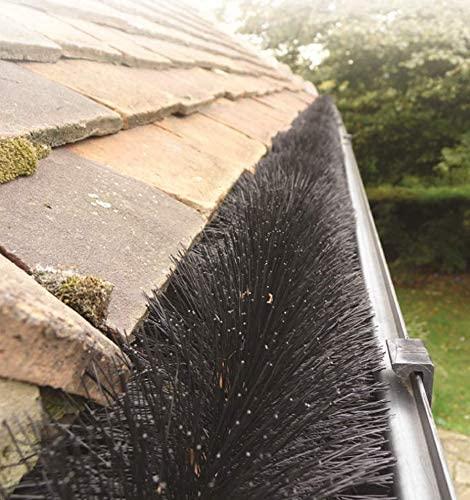 Genuine Hedgehog Gutter Brush, 4m