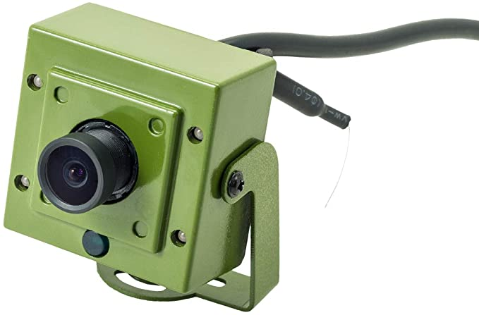 Green Feathers Wildlife Wi-Fi Bird Box Full HD 1080p Camera with IR