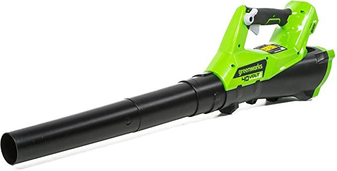 Greenworks 40V Leaf Dust Blower Cordless