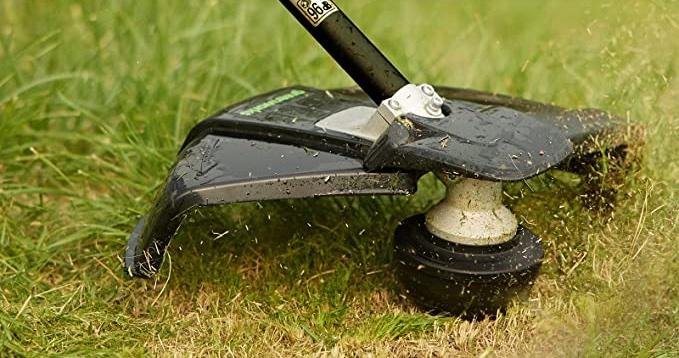 Greenworks Brushless Grass Trimmer 40V String Trimmer