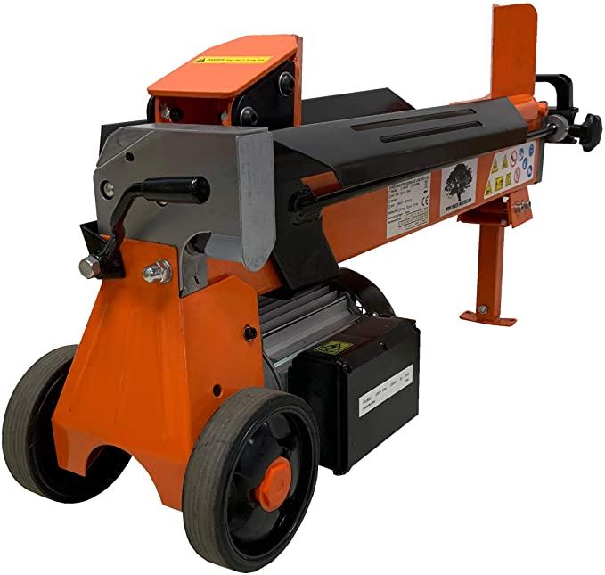Heavy Duty Electric Log Splitter Hydraulic Wood Cutter 7 TON