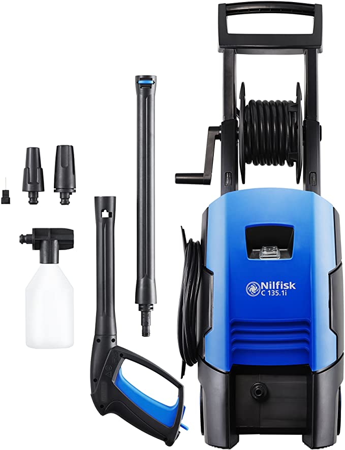 Nilfisk C135 bar High Pressure Washer with Induction Motor