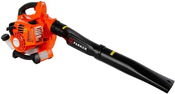 Parker PBV-2600 26cc 3 in 1 Petrol Leaf Blower, Vacuum, Mulcher & Shredder