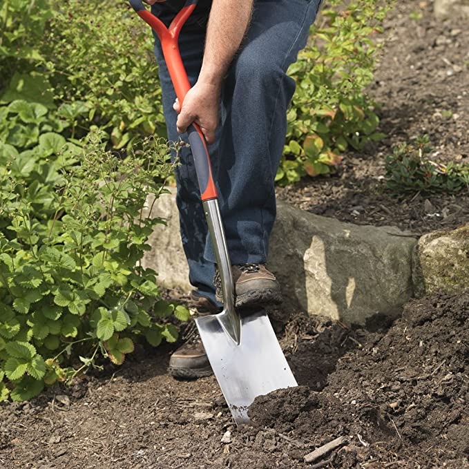 Spear & Jackson Select Stainless Digging Spade