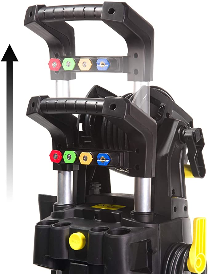 Wilks-USA RX545 Very High Powered Pressure Washer - 210 Bar