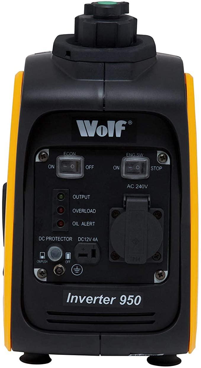 Wolf 800w Petrol Generator Portable
